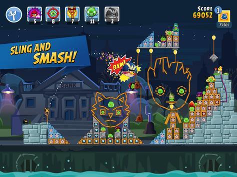 Angry Birds Friends स्क्रीनशॉट 12