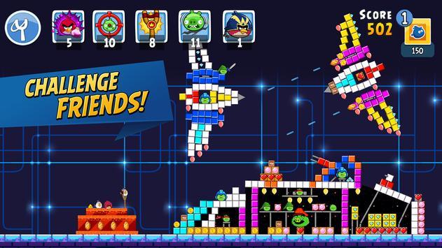 Angry Birds Friends स्क्रीनशॉट 15
