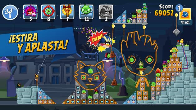 Angry Birds Friends captura de pantalla 5