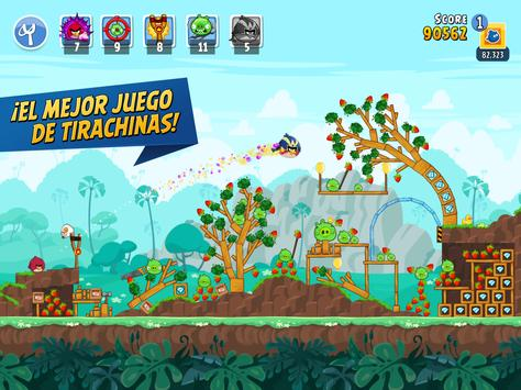 Angry Birds Friends captura de pantalla 7