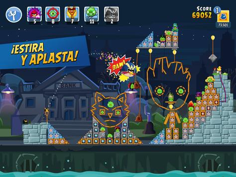 Angry Birds Friends captura de pantalla 12