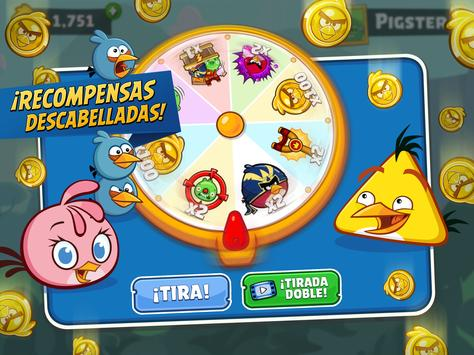 Angry Birds Friends captura de pantalla 11