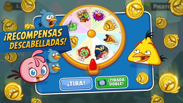 Angry Birds Friends captura de pantalla 18