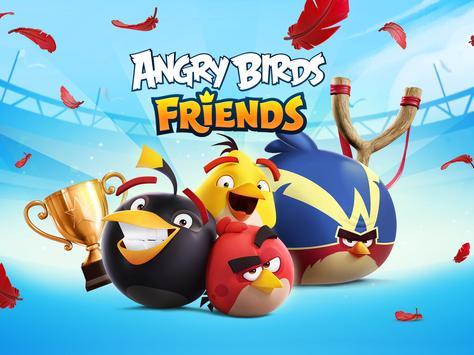 Angry Birds Friends スクリーンショット 17