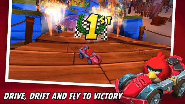 Angry Birds syot layar 11