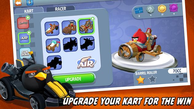Angry Birds syot layar 4