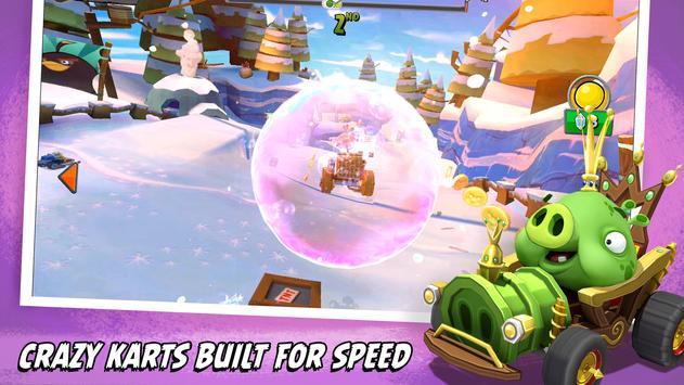 Angry Birds syot layar 8