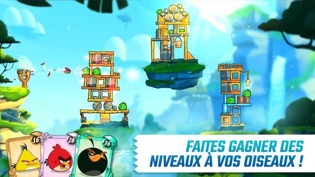 Angry Birds 2 capture d'écran 1