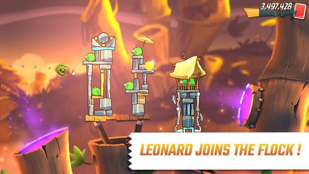 Angry Birds 2 ảnh chụp màn hình 3