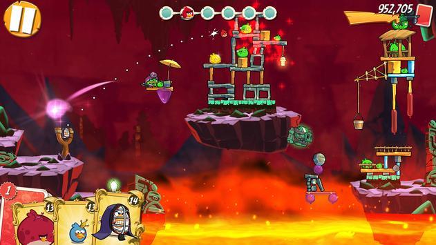 Angry Birds 2 imagem de tela 1