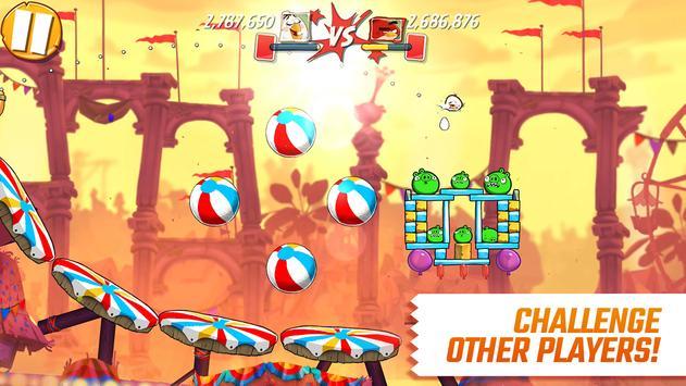 Angry Birds 2 imagem de tela 3