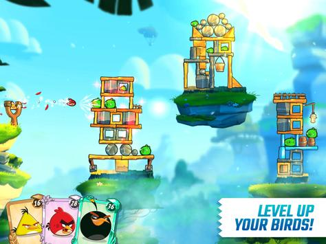 Angry Birds 2 capture d'écran 7