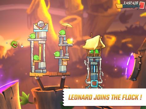 Angry Birds 2 ảnh chụp màn hình 7
