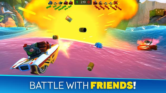 Battle Bay screenshot 1