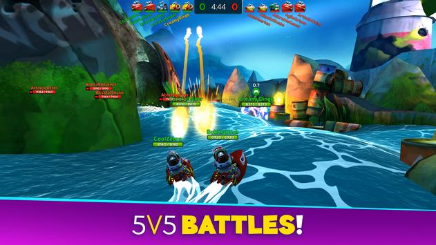 Battle Bay screenshot 2