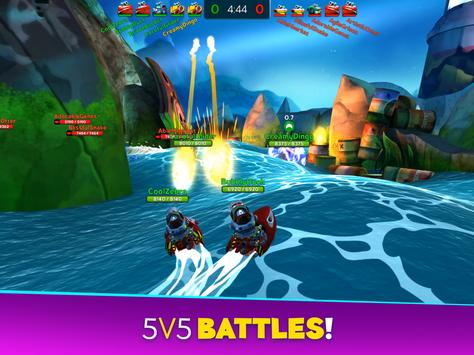 Battle Bay screenshot 8