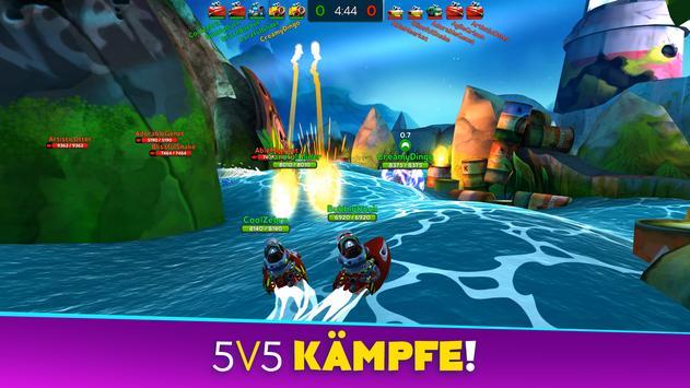 Battle Bay Screenshot 2