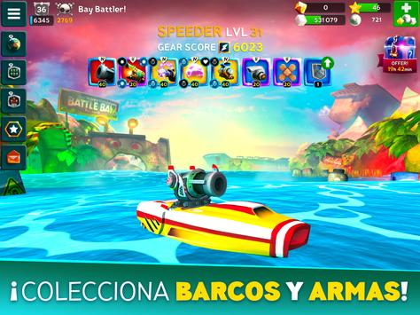 Battle Bay captura de pantalla 6