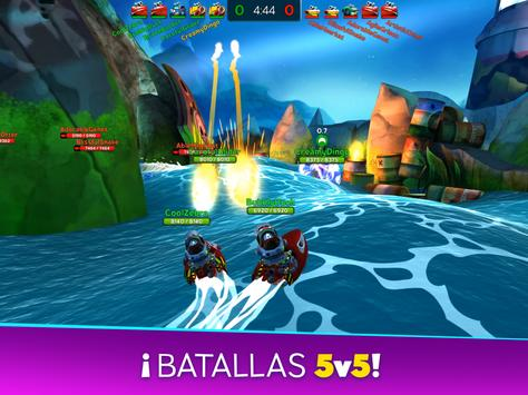 Battle Bay captura de pantalla 8