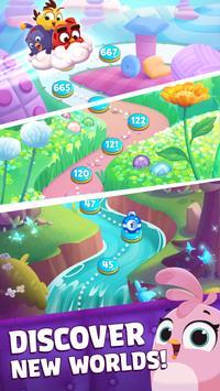 Angry Birds Dream Blast - Bubble Match Puzzle screenshot 4