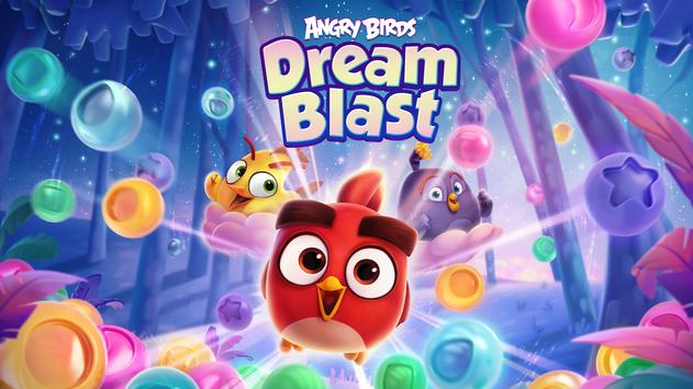 Angry Birds Dream Blast - Toon Bird Bubble Puzzle स्क्रीनशॉट 4