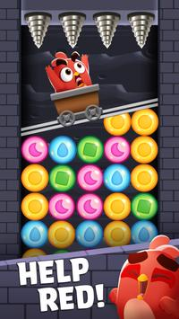 Angry Birds Dream Blast - Bubble Match Puzzle poster