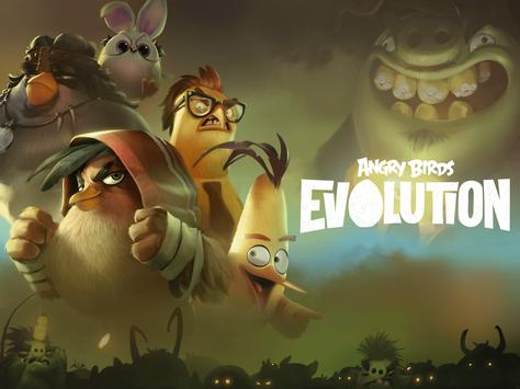 5 Schermata Angry Birds Evolution
