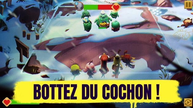 Angry Birds Evolution capture d'écran 2