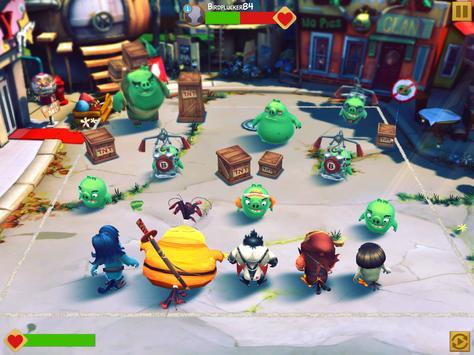 Angry Birds Evolution capture d'écran 9
