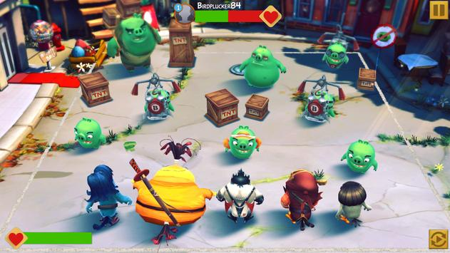 Angry Birds Evolution скриншот 4