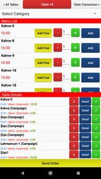 RoxMobile POS Software screenshot 2