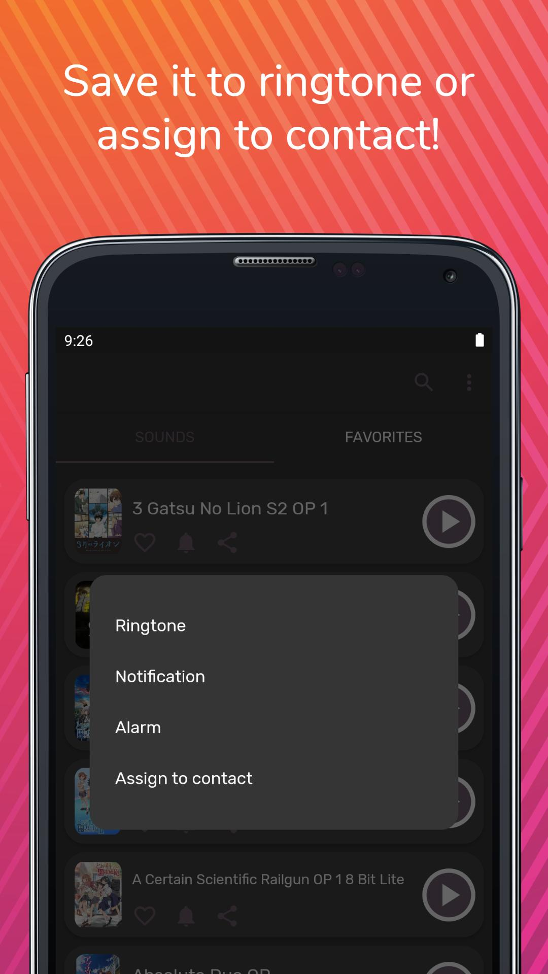 Anime Sounds for Android - APK Download
