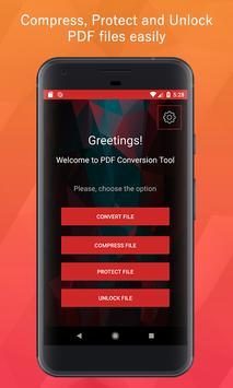 PDF Conversion Tool screenshot 3