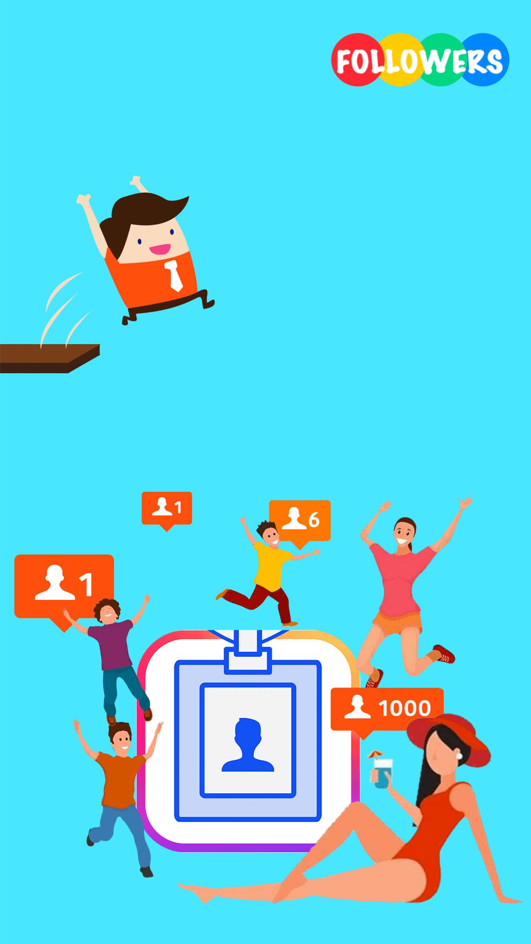 5000 Followers for Android - APK Download