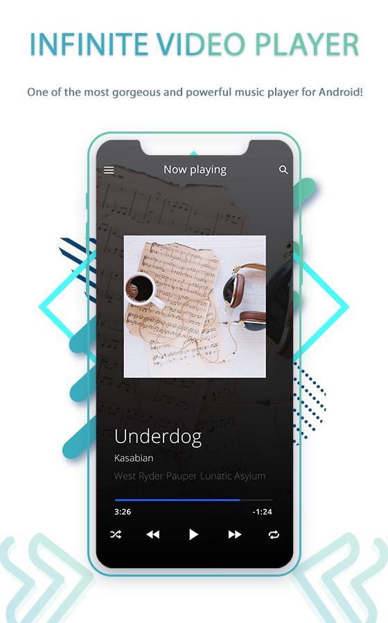 infinite player download