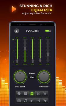 MP3 Player - Free Music Player [Pro] تصوير الشاشة 11
