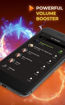 MP3 Player - Free Music Player [Pro] تصوير الشاشة 13
