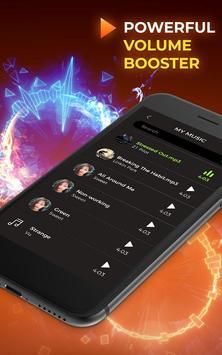 MP3 Player - Free Music Player [Pro] تصوير الشاشة 4
