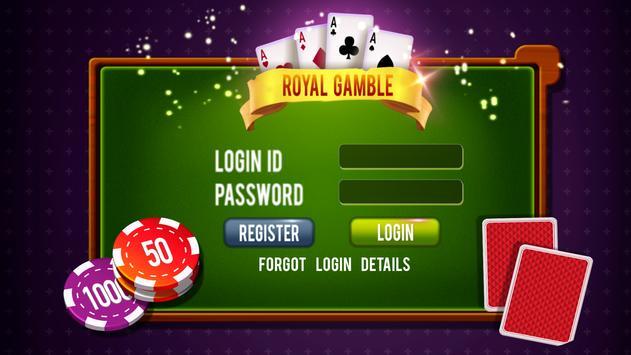 Royal Gamble screenshot 1