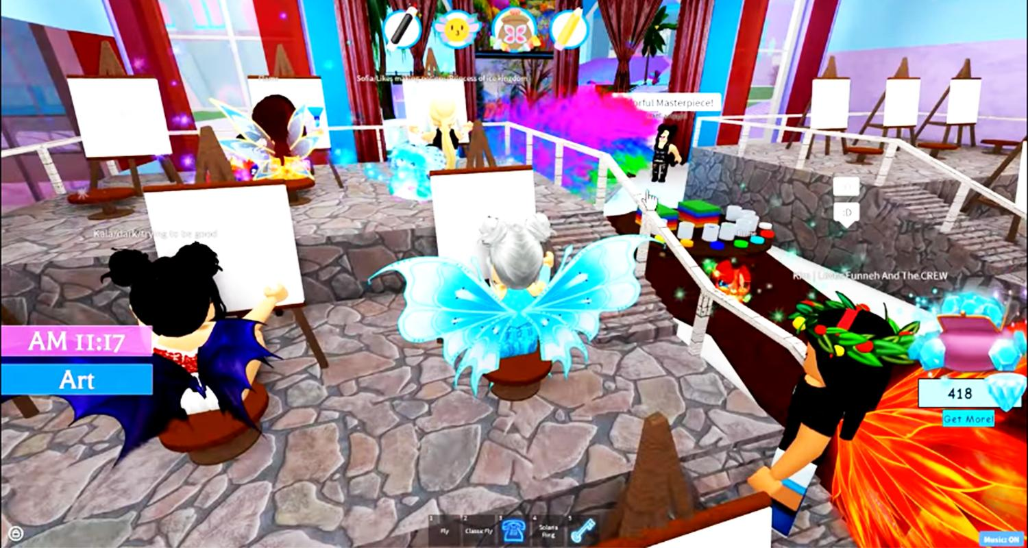 Royale High School Adventures Games Obby Guide For Android Apk Download