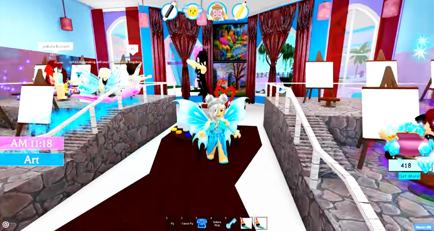 Cookie Swirl C Roblox Royale High Roleplay