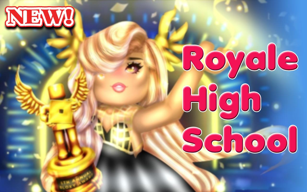 Hints Royale High School Obby School Game For Android Apk - cookieswirlc roblox games royal high new