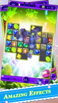 Jewels Plus Deluxe 2019 - Match 3 Puzzle King screenshot 9
