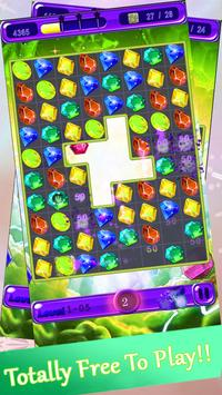 Jewels Plus Deluxe 2019 - Match 3 Puzzle King screenshot 13