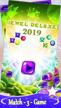 Jewels Plus Deluxe 2019 - Match 3 Puzzle King screenshot 10