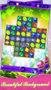 Jewels Plus Deluxe 2019 - Match 3 Puzzle King screenshot 2