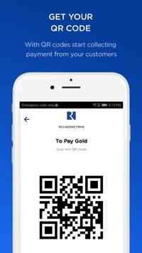 R PAY - Business App screenshot 4