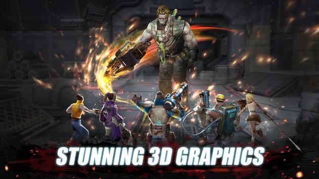 Last Hero: Zombie State Survival Game screenshot 14