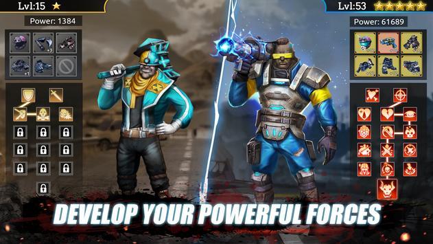 Last Hero: Zombie State Survival Game screenshot 15