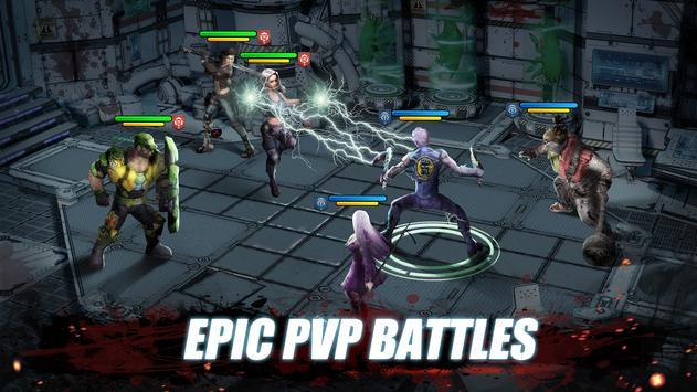 Last Hero: Zombie State Survival Game screenshot 16